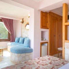Oasis Hotel Турция, Калкан - отзывы, цены и фото номеров - забронировать отель Oasis Hotel онлайн комната для гостей фото 2