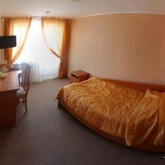 Гостиница Амакс Турист Стандартный номер с различными типами кроватей фото 6