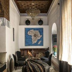 Отель Dar Assiya Марокко, Марракеш - отзывы, цены и фото номеров - забронировать отель Dar Assiya онлайн интерьер отеля