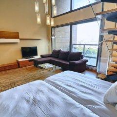 Отель Oh My Loft Valencia комната для гостей
