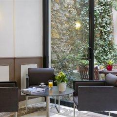 Отель Best Western Au Trocadero Франция, Париж - 1 отзыв об отеле, цены и фото номеров - забронировать отель Best Western Au Trocadero онлайн интерьер отеля фото 3
