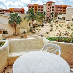 Отель Terrasol 254 1 Bedroom 1 Bathroom Condo Кабо-Сан-Лукас балкон