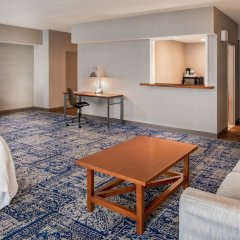 Отель Four Points by Sheraton Bangor США, Бангор - отзывы, цены и фото номеров - забронировать отель Four Points by Sheraton Bangor онлайн комната для гостей фото 5