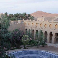Отель Kasbah Panorama Марокко, Мерзуга - отзывы, цены и фото номеров - забронировать отель Kasbah Panorama онлайн бассейн