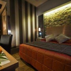 Hotel Morgana Рим сейф в номере