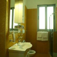 Отель Prince of Lake Hotel Албания, Шенджин - отзывы, цены и фото номеров - забронировать отель Prince of Lake Hotel онлайн ванная