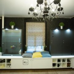 Капсульный отель InterQUBE Чистые Пруды Москва удобства в номере