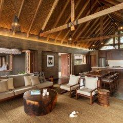 Отель Six Senses Fiji интерьер отеля