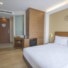 Отель Marvin Suites Бангкок комната для гостей фото 3