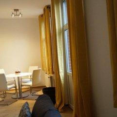 Отель Appartement Impasse Pitchoune Брюссель комната для гостей