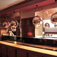 Отель Starhotels Ritz гостиничный бар