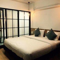 Отель Kailub Rooms Бангкок комната для гостей фото 5