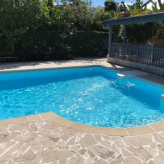 Отель Ahitea Lodge бассейн фото 2
