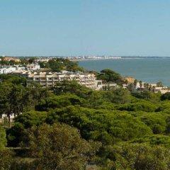 Отель Santa Eulalia Hotel Apartamento & Spa Португалия, Албуфейра - отзывы, цены и фото номеров - забронировать отель Santa Eulalia Hotel Apartamento & Spa онлайн пляж