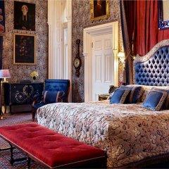 Отель Ashford Castle комната для гостей