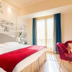 Отель FH55 Grand Hotel Mediterraneo Италия, Флоренция - 1 отзыв об отеле, цены и фото номеров - забронировать отель FH55 Grand Hotel Mediterraneo онлайн комната для гостей фото 5
