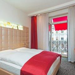 St Gotthard Hotel Цюрих комната для гостей