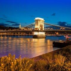 Отель Novotel Budapest Centrum Будапешт приотельная территория фото 2