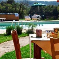 Отель Antico Casale Италия, Сан-Джиминьяно - отзывы, цены и фото номеров - забронировать отель Antico Casale онлайн питание фото 3