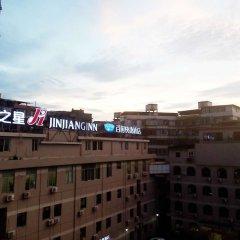 Отель Jinjiang Inn Xiamen Dongpu Road балкон