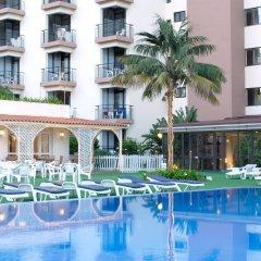 Dorisol Mimosa Hotel бассейн
