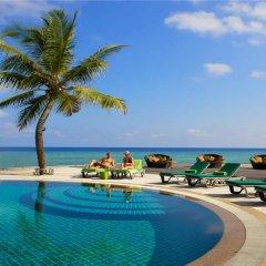 Отель Kuredu Island Resort бассейн фото 3