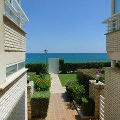Отель Cala Montero пляж