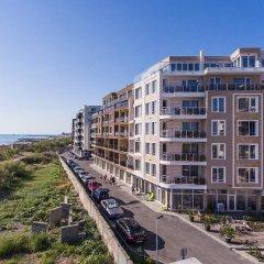Отель Апарт-Отель Dune Boutique Болгария, Поморие - отзывы, цены и фото номеров - забронировать отель Апарт-Отель Dune Boutique онлайн пляж