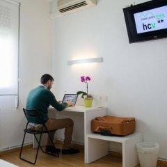 Hotel Centro Vitoria hcv удобства в номере