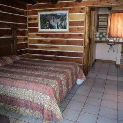 Отель Cabañas Montebello Inn Креэль комната для гостей фото 2
