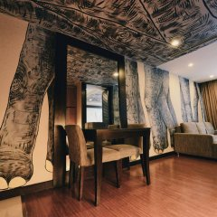 Отель Vacio Suite Бангкок удобства в номере