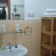 Отель Pension KrÁl Яблонец-над-Нисой ванная
