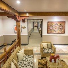 Отель Gokarna Forest Resort Непал, Катманду - отзывы, цены и фото номеров - забронировать отель Gokarna Forest Resort онлайн интерьер отеля фото 2