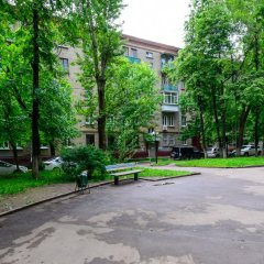 Апартаменты Domumetro Na Akademicheskoj Apartments Москва фото 11