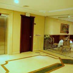 Topkapi Inter Istanbul Hotel интерьер отеля