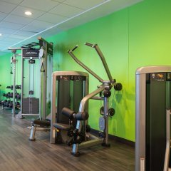 Отель Crowne Plaza Bloomington Msp Airport / Moa Блумингтон фитнесс-зал фото 3