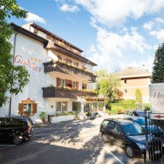 Отель Gruberhof Меран парковка