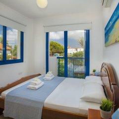 Отель Nicol Villas Кипр, Протарас - отзывы, цены и фото номеров - забронировать отель Nicol Villas онлайн комната для гостей