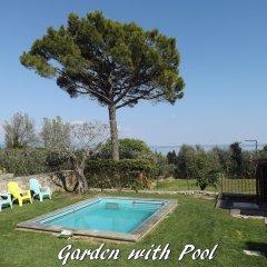 Отель Garnì del Gardoncino Манерба-дель-Гарда бассейн фото 3