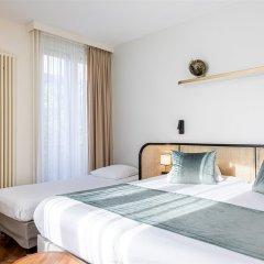 Отель Hôtel Champs Elysees Friedland комната для гостей фото 4