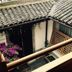 Отель Hangzhou Wushan Ju балкон