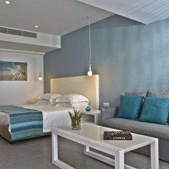 Отель Nissi Beach Айя-Напа комната для гостей фото 2