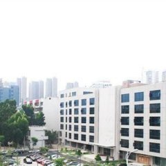 Отель Xiamen Jinqiao Garden Hotel Китай, Сямынь - отзывы, цены и фото номеров - забронировать отель Xiamen Jinqiao Garden Hotel онлайн балкон