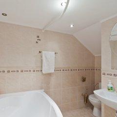 Апартаменты SutkiMinsk Apartment Минск ванная