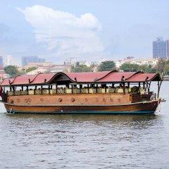 Отель Anantara Riverside Bangkok Resort Таиланд, Бангкок - отзывы, цены и фото номеров - забронировать отель Anantara Riverside Bangkok Resort онлайн приотельная территория