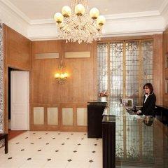Best Western Hotel Ronceray Opera интерьер отеля