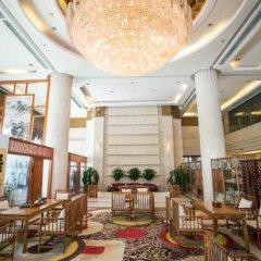 Отель Tian Du Hotel Китай, Лянфан - отзывы, цены и фото номеров - забронировать отель Tian Du Hotel онлайн интерьер отеля