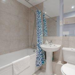 Отель Modern 1 Bedroom Flat in Battersea ванная фото 2