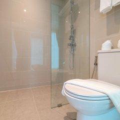 Отель Anajak Bangkok Hotel Таиланд, Бангкок - 3 отзыва об отеле, цены и фото номеров - забронировать отель Anajak Bangkok Hotel онлайн ванная фото 2