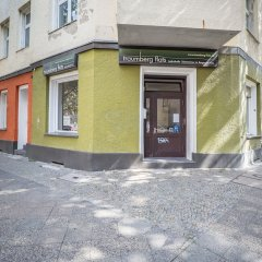 Отель Traumberg Flats Германия, Берлин - отзывы, цены и фото номеров - забронировать отель Traumberg Flats онлайн парковка